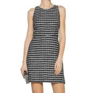 NWT Milly Textured Tweed Dress